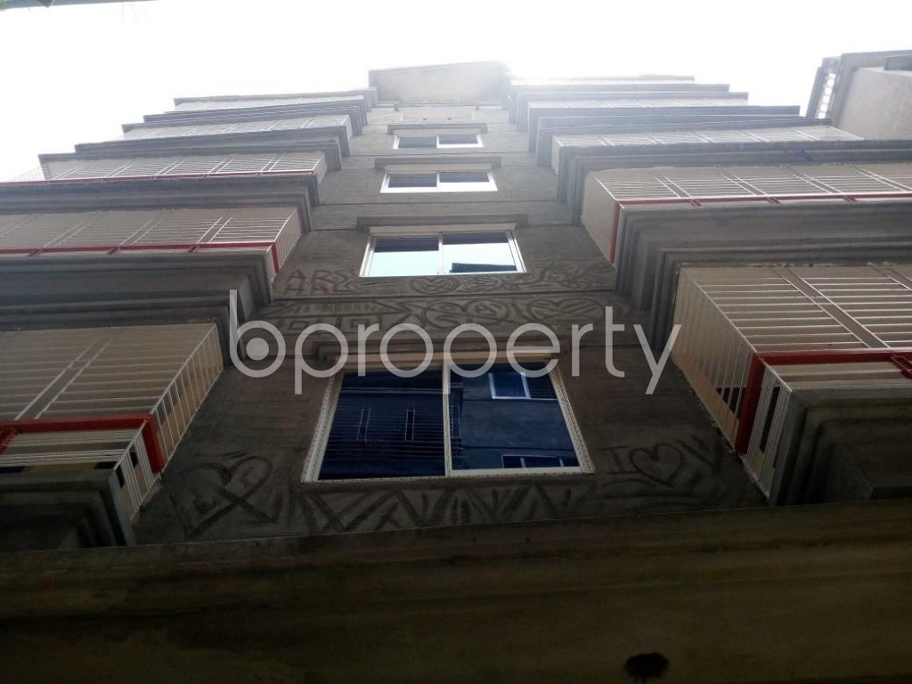 Front view - 2 Bed Apartment to Rent in Khilgaon, Dhaka - 1888661
