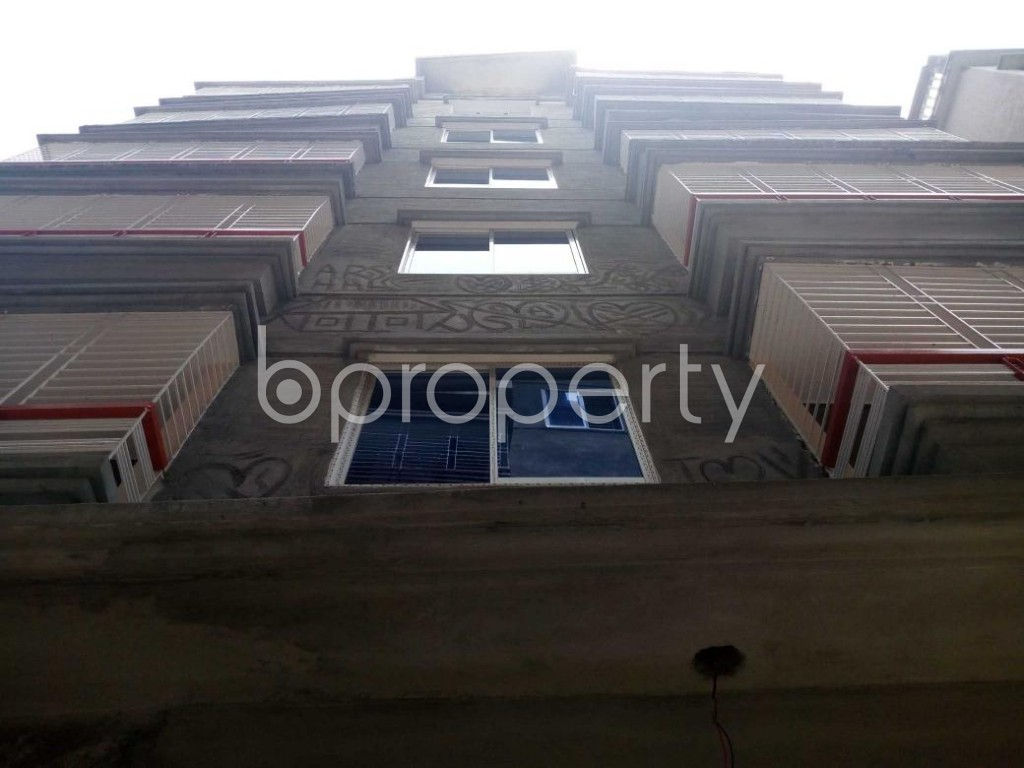 Front view - 2 Bed Apartment to Rent in Khilgaon, Dhaka - 1888669