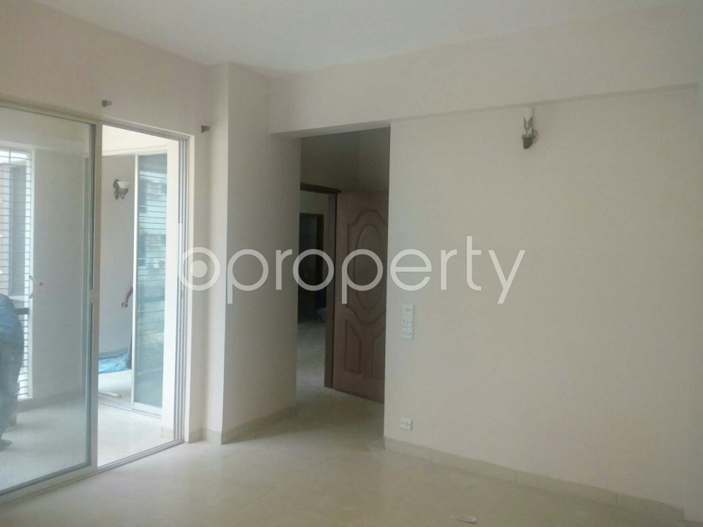 Bedroom - 3 Bed Apartment for Sale in Bashundhara R-A, Dhaka - 1888672