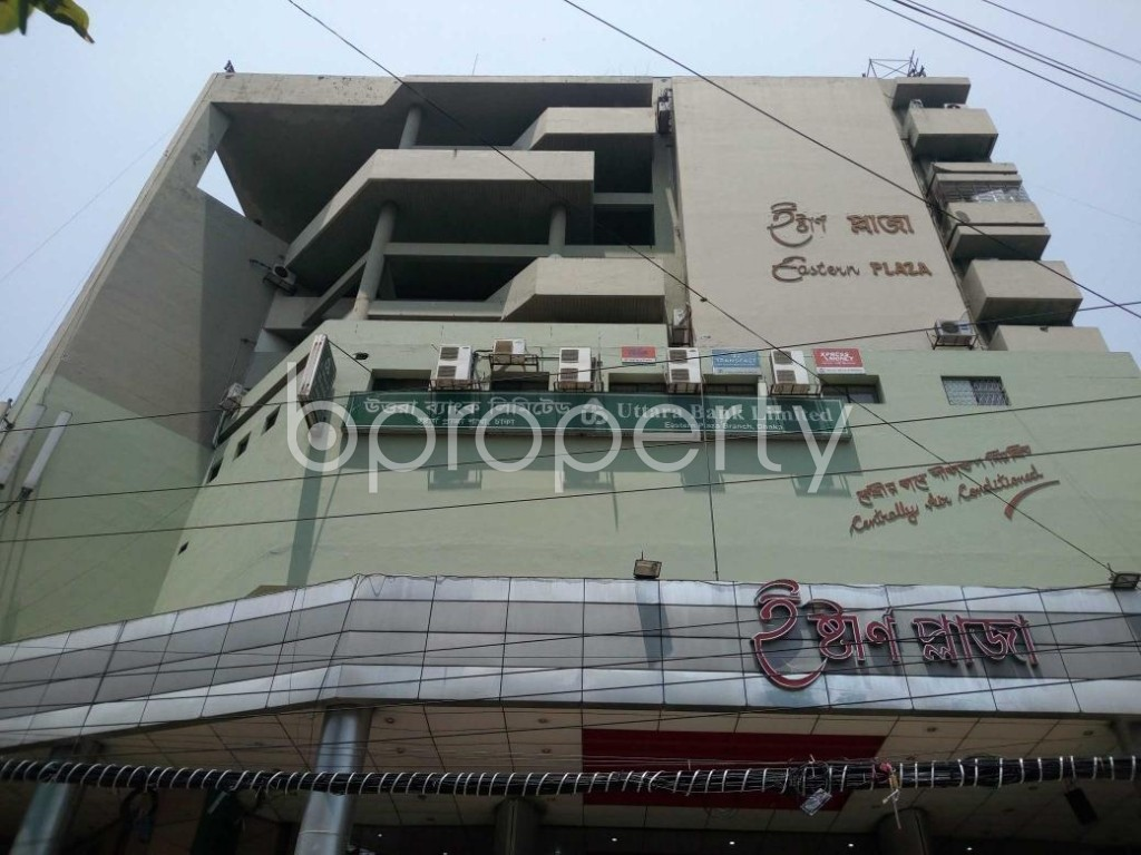 Front view - Office to Rent in Hatirpool, Dhaka - 1888739