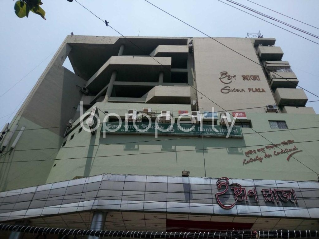 Front view - Office to Rent in Hatirpool, Dhaka - 1888743
