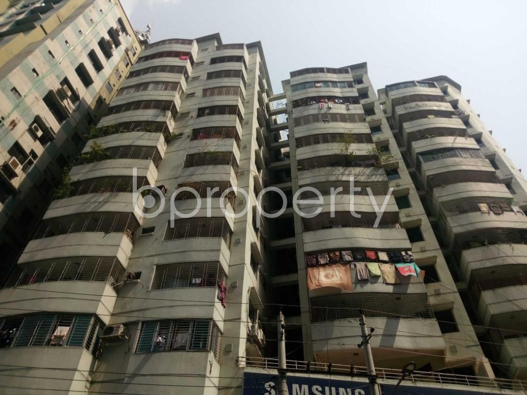 Front view - Shop to Rent in Hatirpool, Dhaka - 1888759