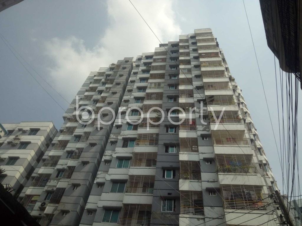 Outside view - Office to Rent in Badda, Dhaka - 1888762