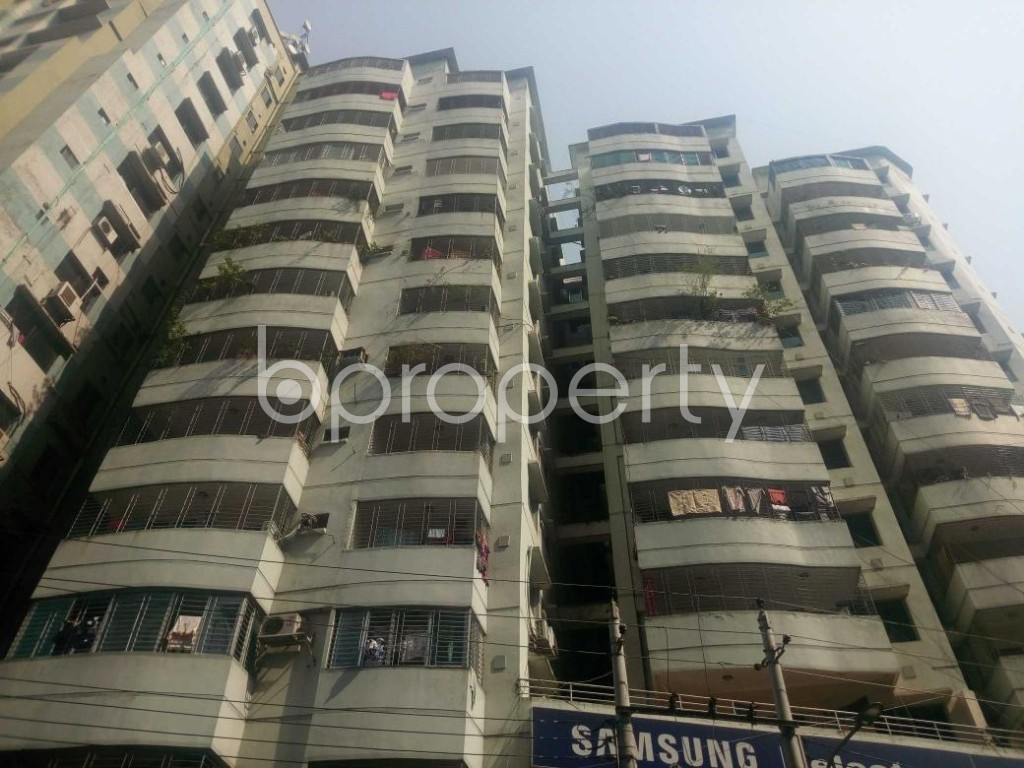Front view - Shop to Rent in Hatirpool, Dhaka - 1888786