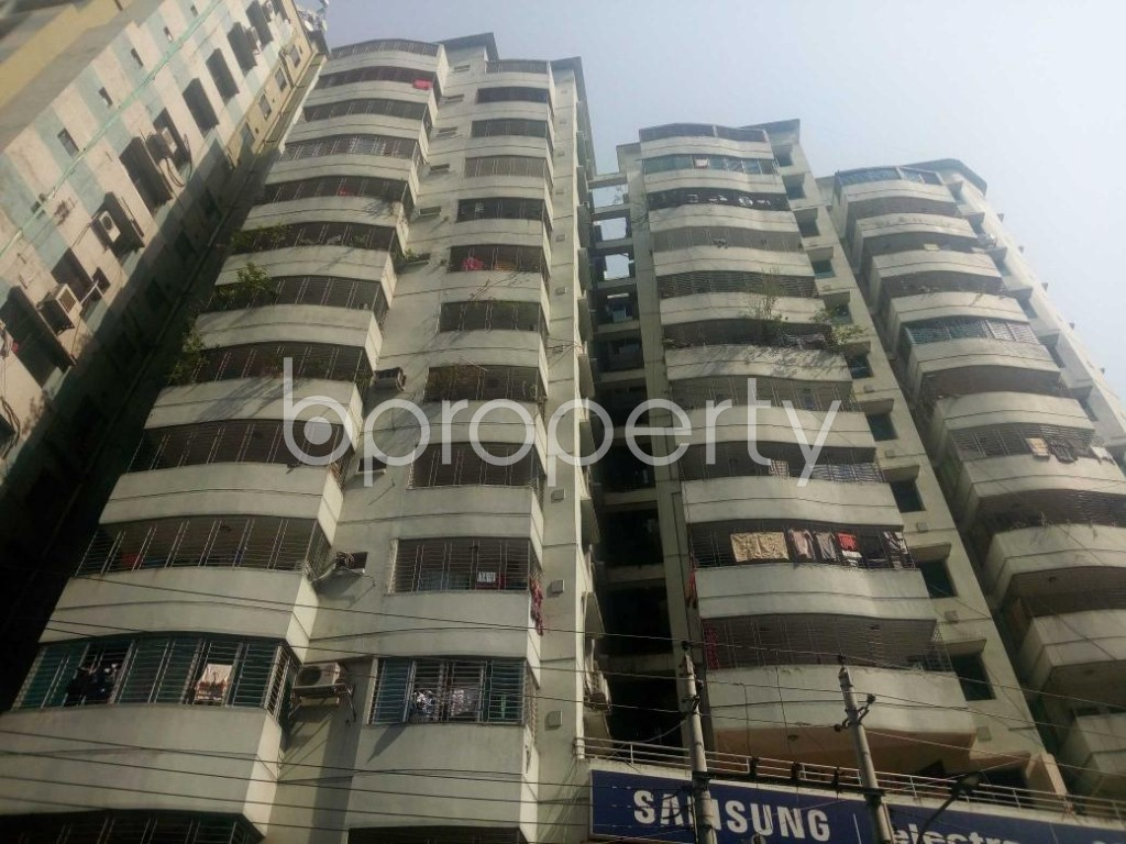 Front view - Shop to Rent in Hatirpool, Dhaka - 1888792