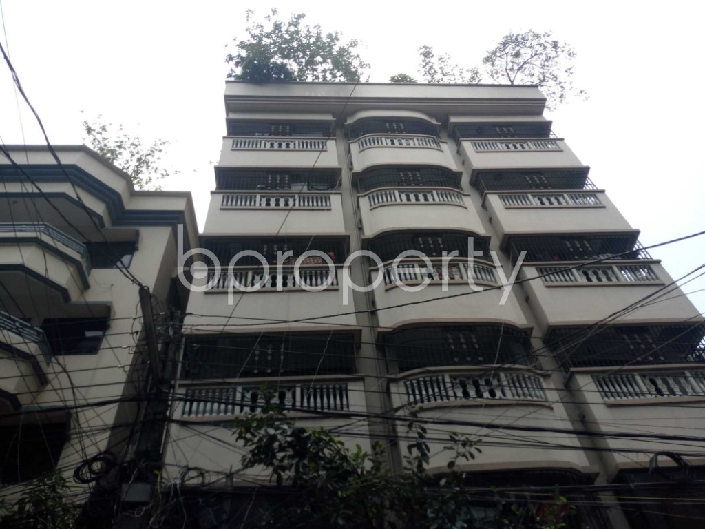Outside view - Office to Rent in Nikunja, Dhaka - 1888820