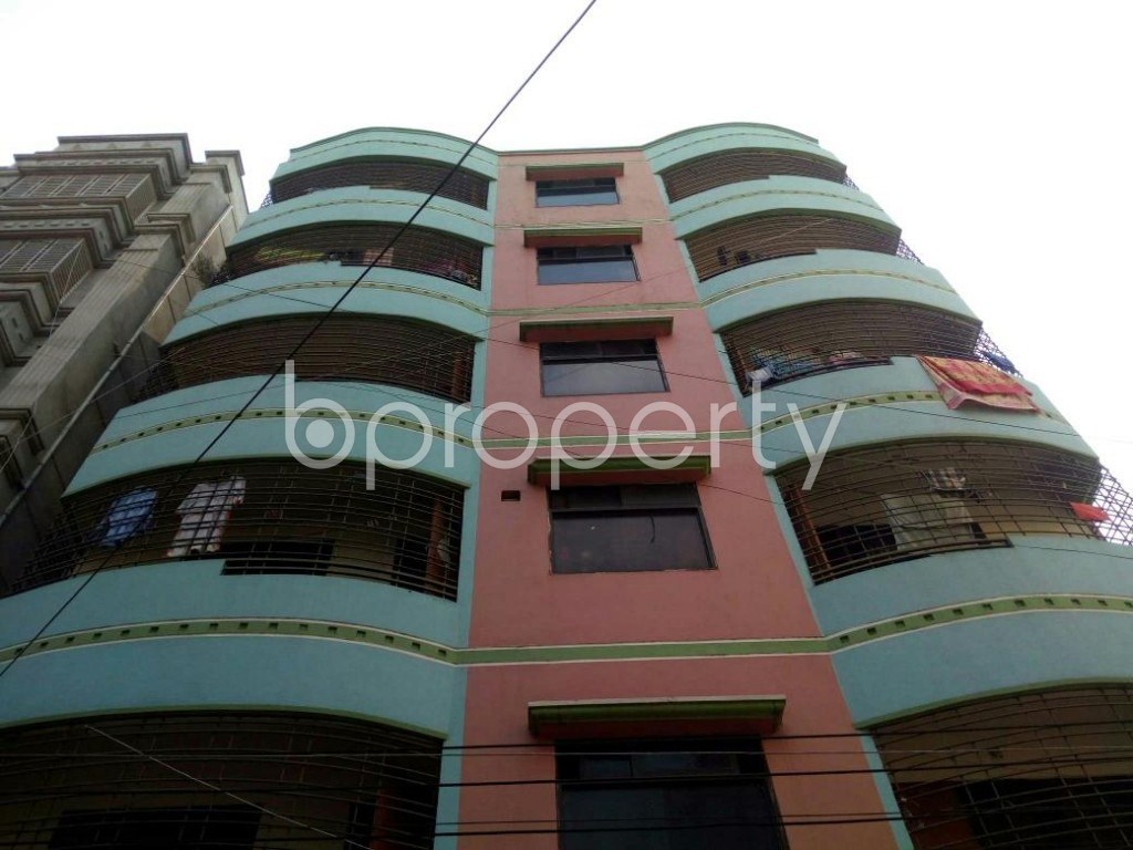 Front view - 2 Bed Apartment to Rent in Mirpur, Dhaka - 1888828