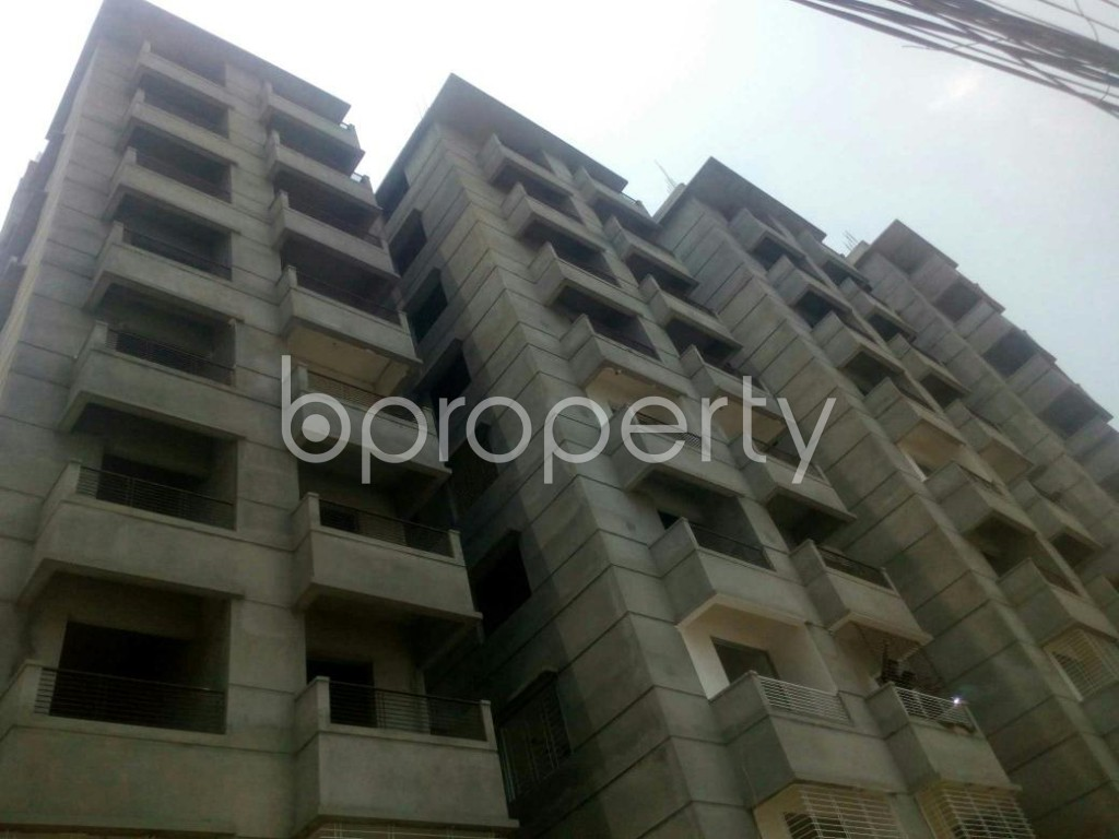 Outside view - 3 Bed Apartment for Sale in Rampura, Dhaka - 1888863