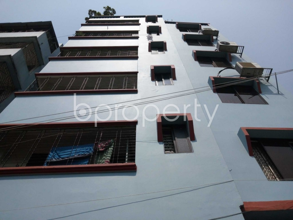 Front view - 2 Bed Apartment to Rent in Mirpur, Dhaka - 1888866