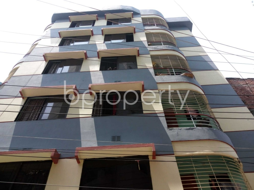 Front view - 2 Bed Apartment to Rent in Mirpur, Dhaka - 1888869