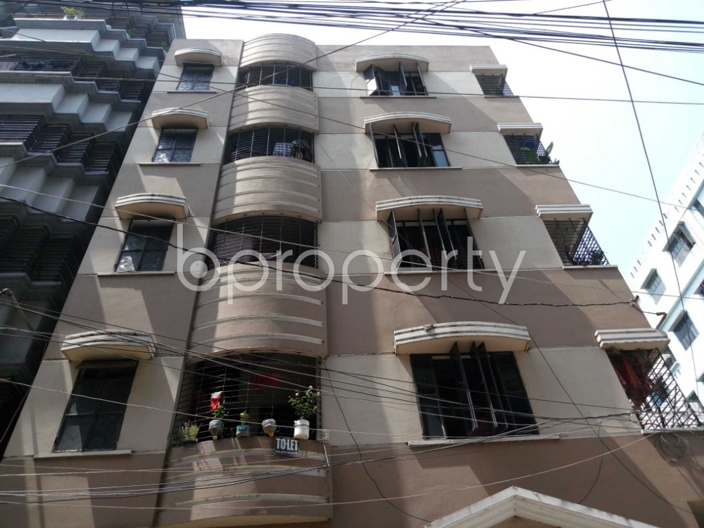 Front view - 2 Bed Apartment to Rent in Mirpur, Dhaka - 1888873