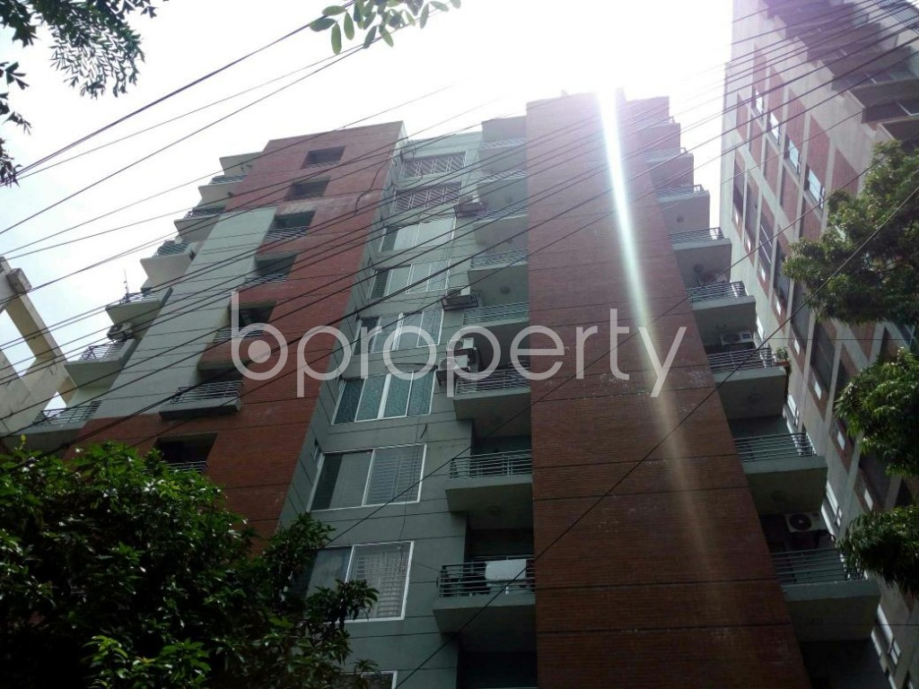 Front view - 3 Bed Apartment for Sale in Khulshi, Chattogram - 1888884