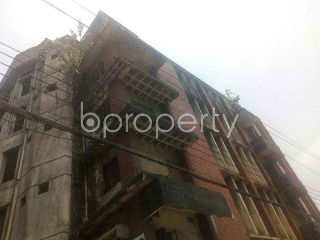 Outside view - Office to Rent in Rampura, Dhaka - 1888876