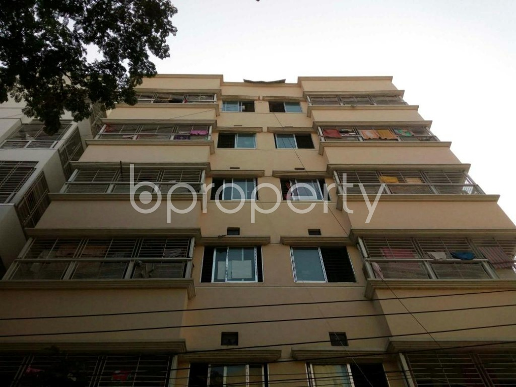 Front view - 2 Bed Apartment to Rent in Mirpur, Dhaka - 1888914