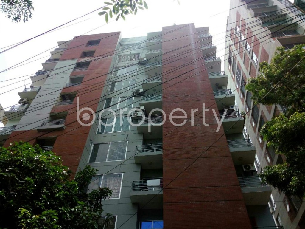 Front view - 3 Bed Apartment for Sale in Khulshi, Chattogram - 1888956