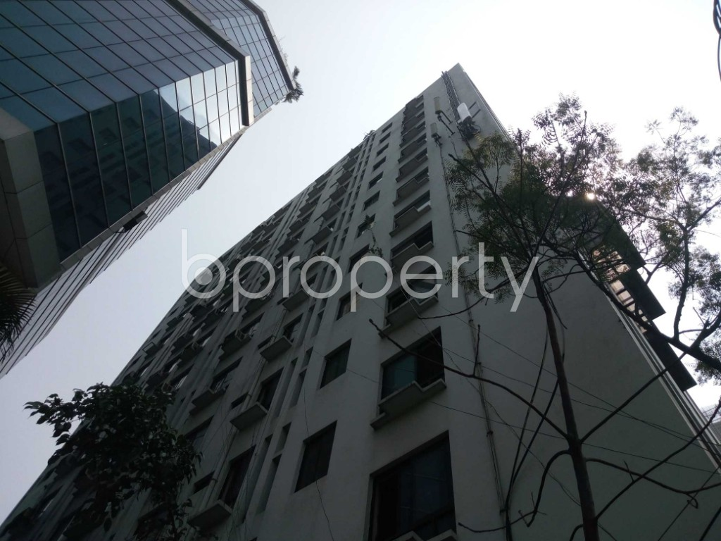 Outside view - Office to Rent in Shantinagar, Dhaka - 1888980
