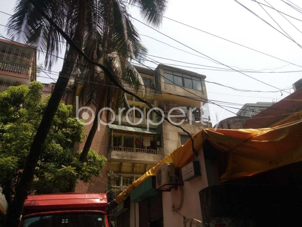 Front view - Office to Rent in Shantinagar, Dhaka - 1888987