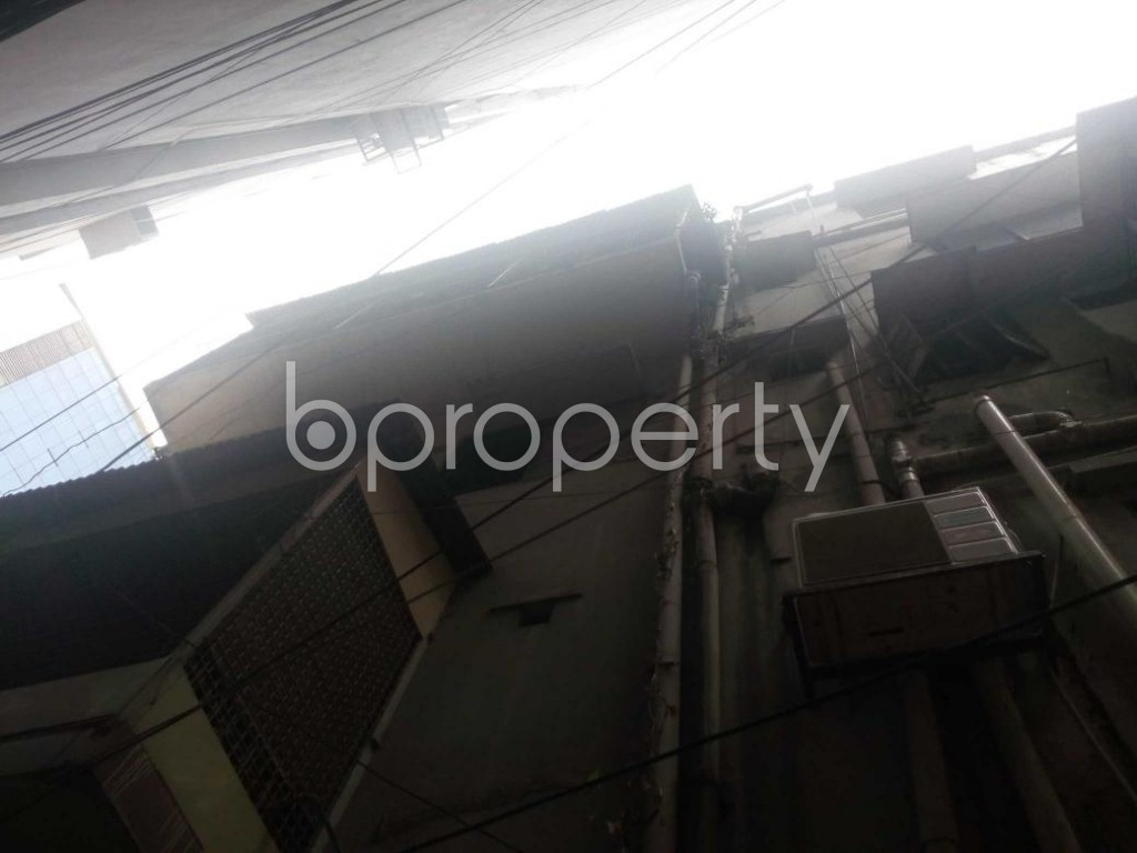 Front view - Office to Rent in Shantinagar, Dhaka - 1888990