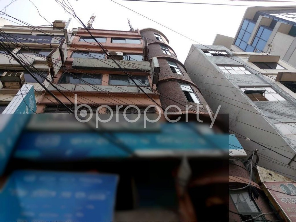 Front view - Office to Rent in Shantinagar, Dhaka - 1888991