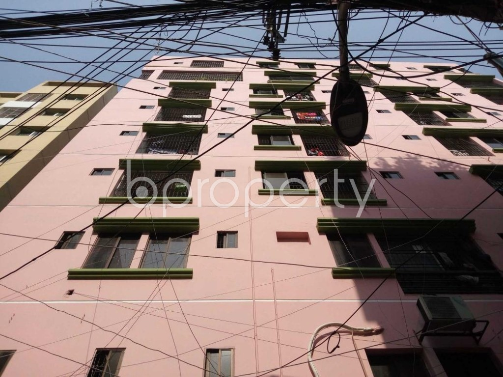 Front view - Office to Rent in Shantinagar, Dhaka - 1888996
