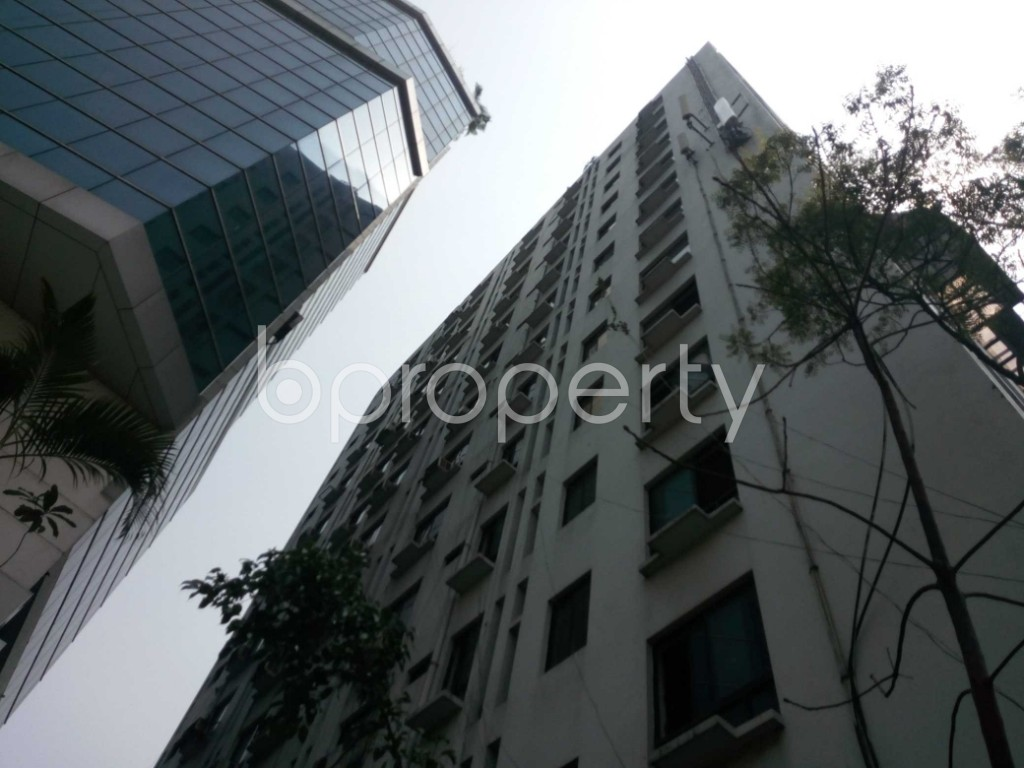Outside view - Office to Rent in Shantinagar, Dhaka - 1889002