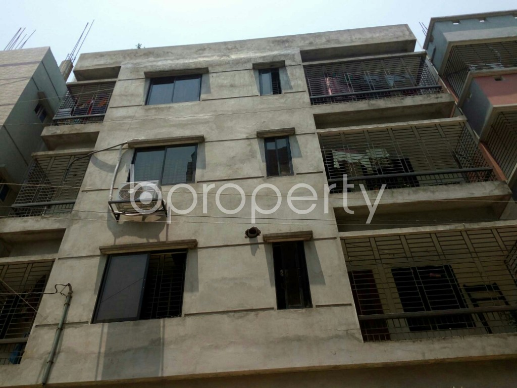 Outside view - 2 Bed Apartment to Rent in Mirpur, Dhaka - 1889006