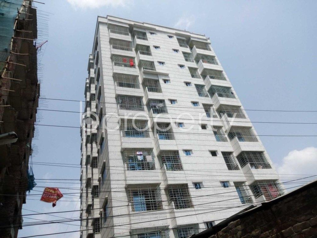 Front view - 2 Bed Apartment to Rent in Adabor, Dhaka - 1889023