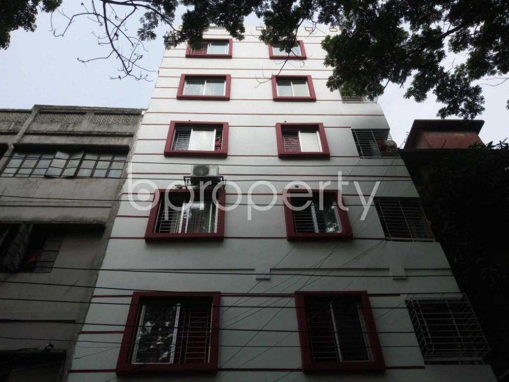 Front view - 2 Bed Apartment to Rent in Mohammadpur, Dhaka - 1889046