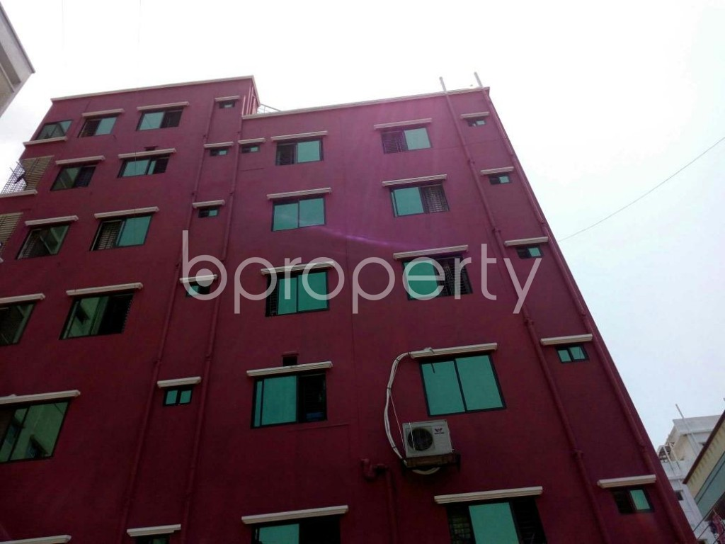 Front view - 3 Bed Apartment to Rent in Mirpur, Dhaka - 1889047
