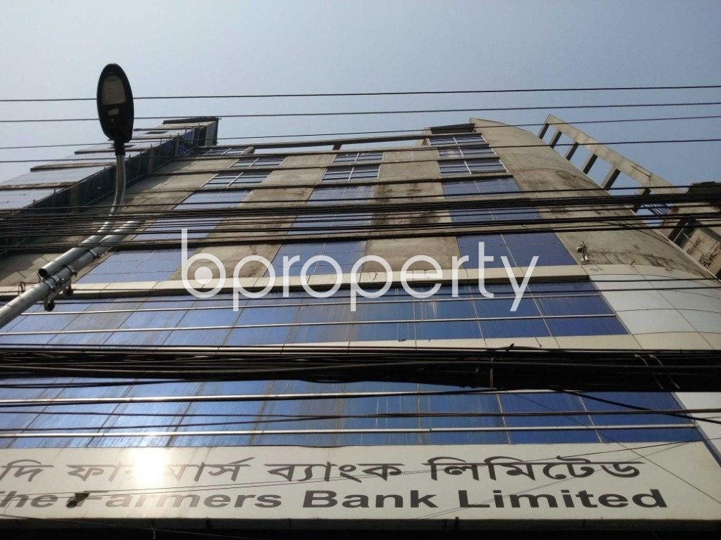 Front view - Shop to Rent in Kakrail, Dhaka - 1888810