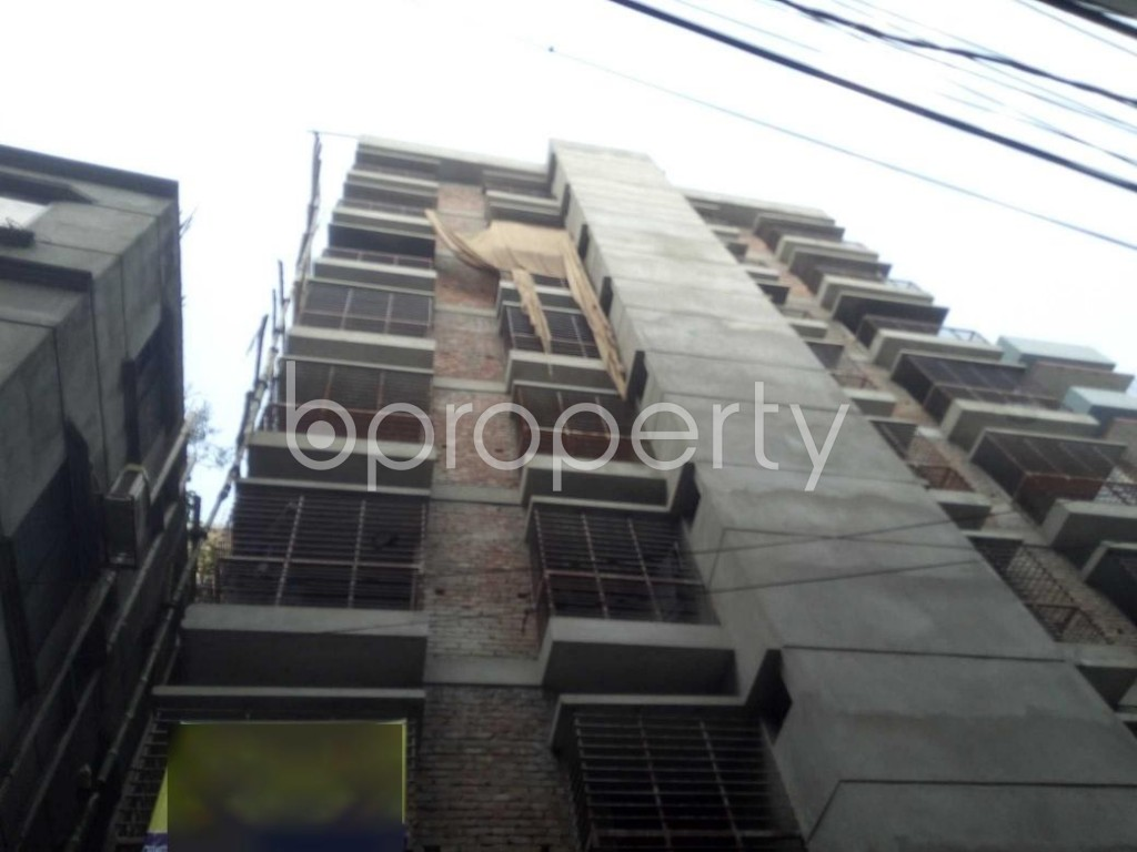 Outside view - 3 Bed Apartment for Sale in Badda, Dhaka - 1889053