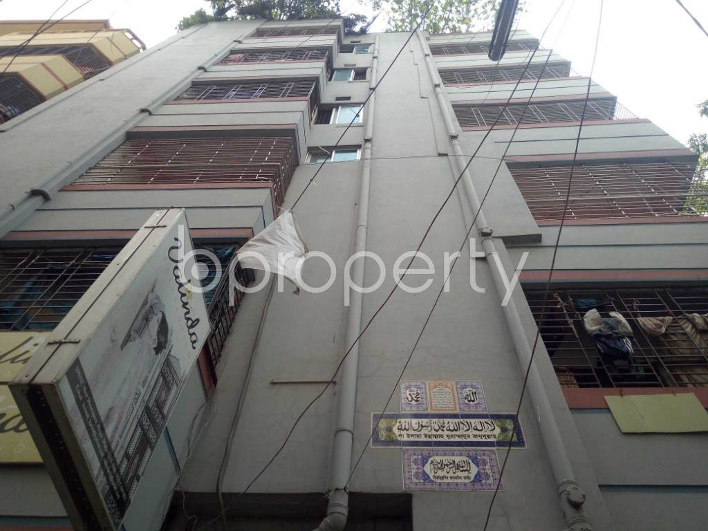 Front view - 2 Bed Apartment to Rent in Mirpur, Dhaka - 1889058