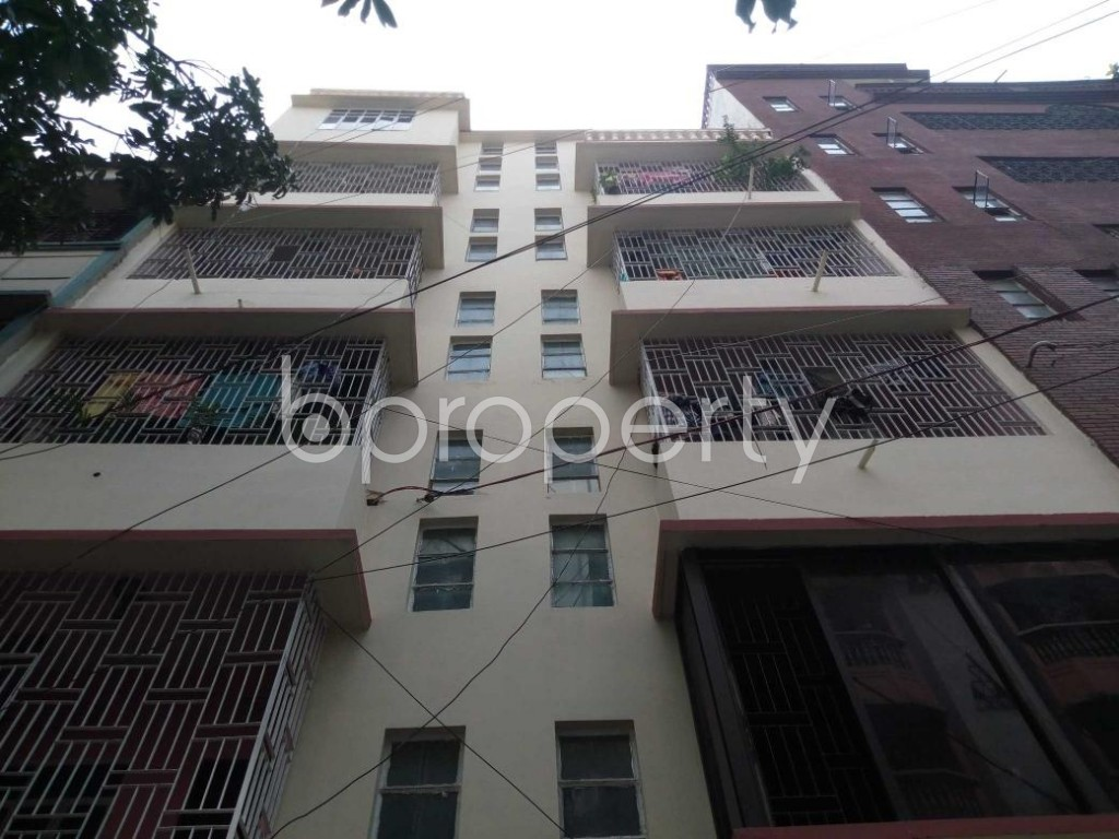 Front view - 1 Bed Apartment to Rent in Mohammadpur, Dhaka - 1889066
