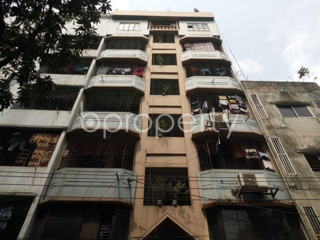 Front view - 2 Bed Apartment to Rent in Mohammadpur, Dhaka - 1889068