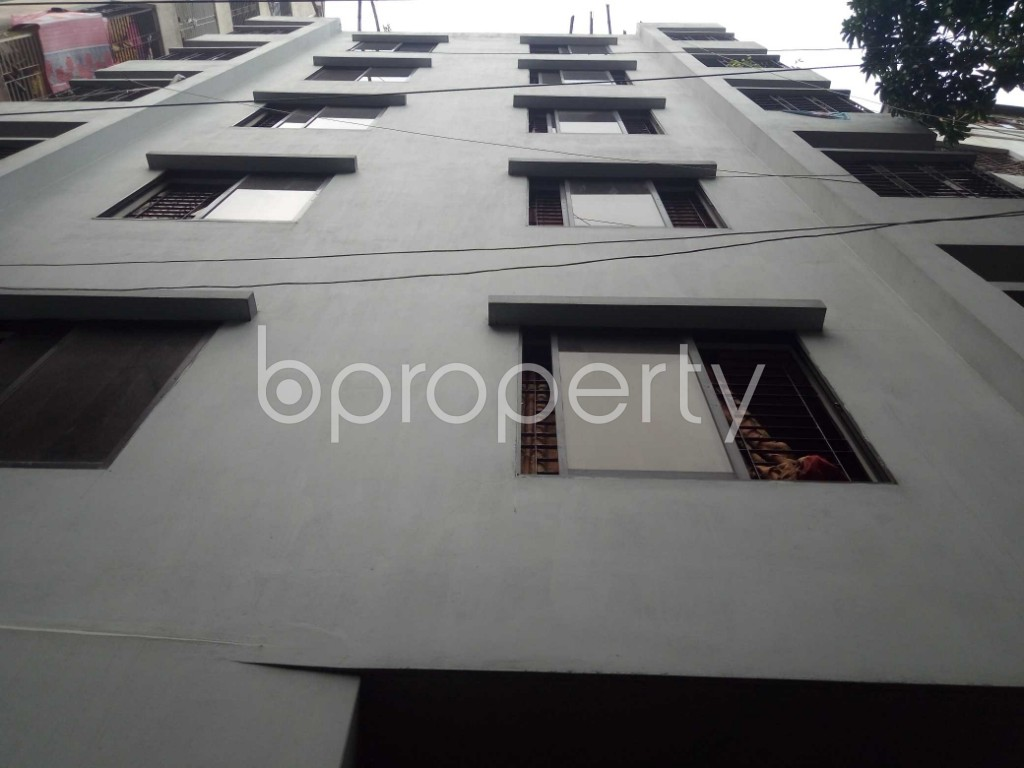 Front view - 3 Bed Apartment to Rent in Mirpur, Dhaka - 1889069