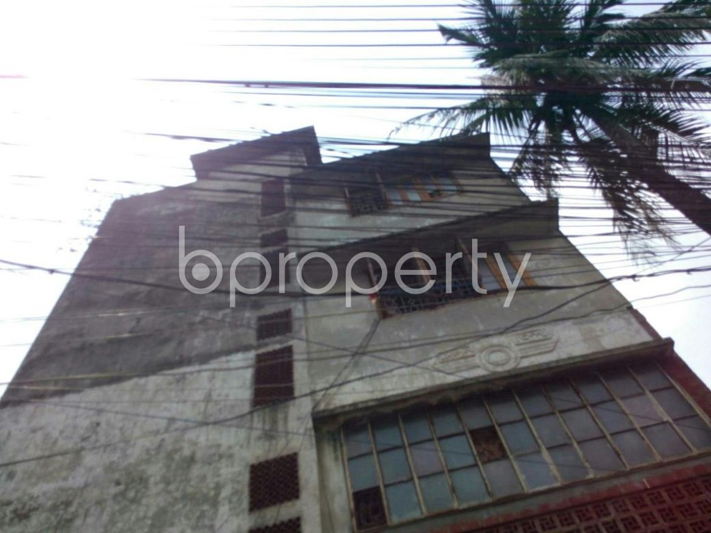 Front view - Office to Rent in Sutrapur, Dhaka - 1889074