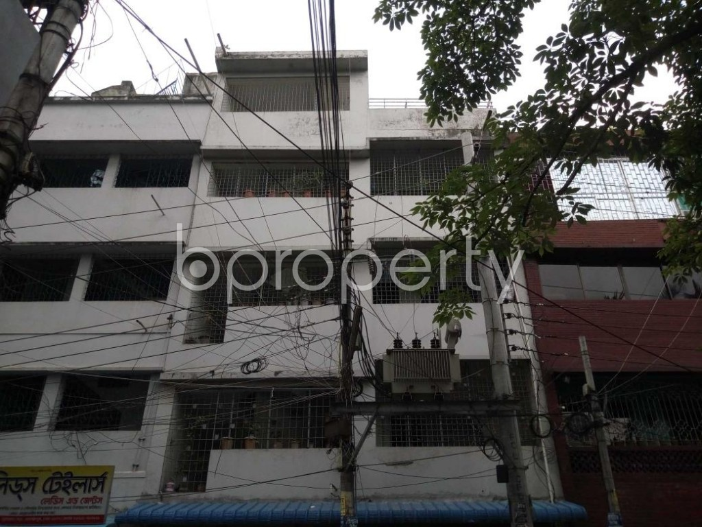 Front view - 2 Bed Apartment to Rent in Mohammadpur, Dhaka - 1889075