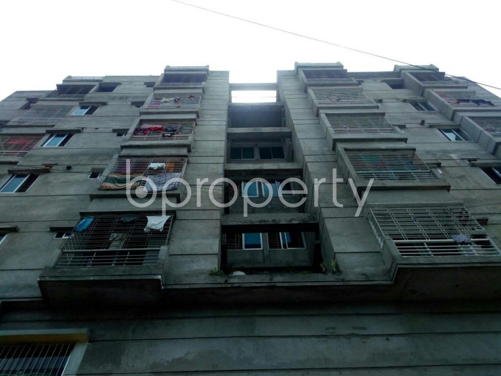 Front view - 2 Bed Apartment for Sale in Bagichagaon, Cumilla - 1889077