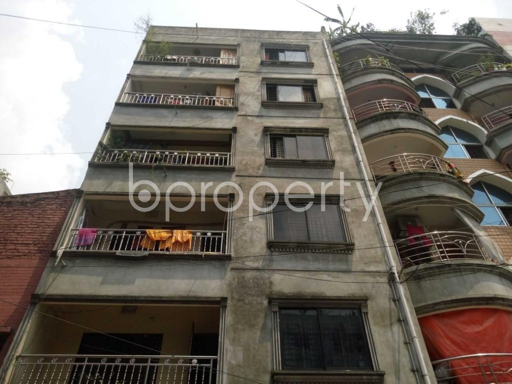 Front view - 2 Bed Apartment to Rent in Mohammadpur, Dhaka - 1889087