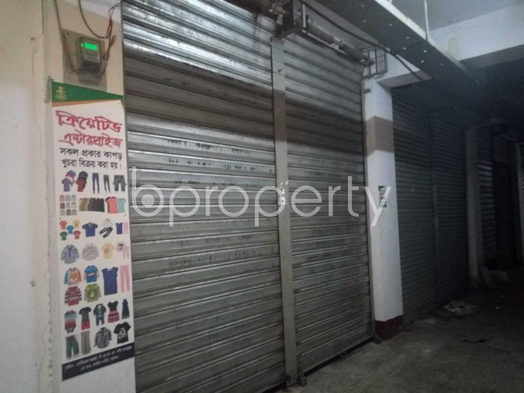 Commercial inside - Shop for Sale in Kazir Dewri, Chattogram - 1889114