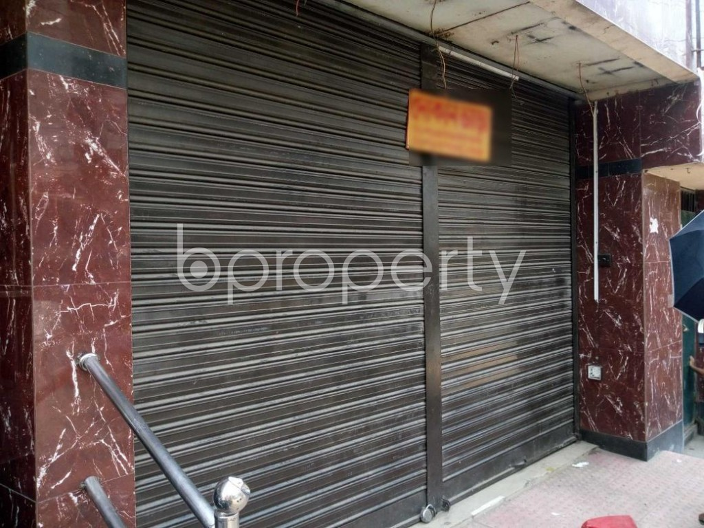 Front view - Shop to Rent in Mohammadpur, Dhaka - 1889140