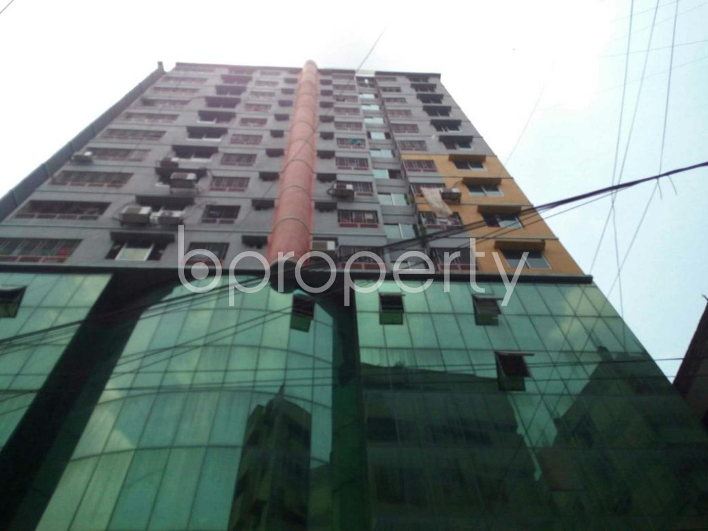 Front view - Office to Rent in Sutrapur, Dhaka - 1889141