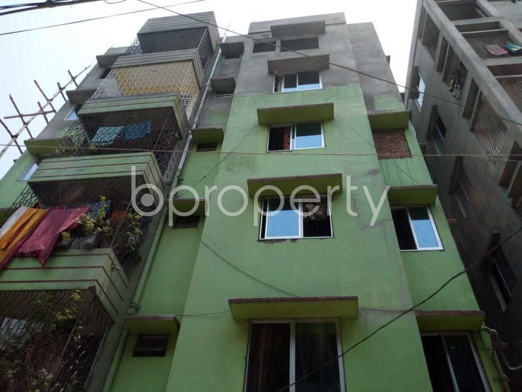 Front view - 2 Bed Apartment to Rent in Mohammadpur, Dhaka - 1889154