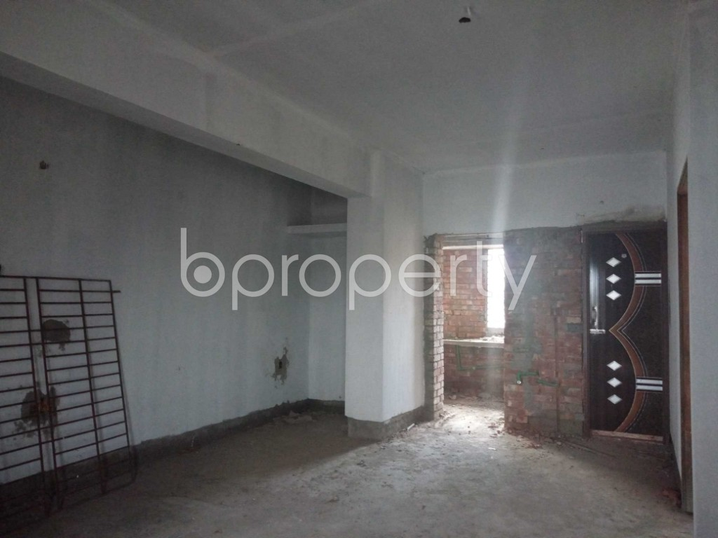 Dine/Dining - 3 Bed Apartment for Sale in Jamal Khan, Chattogram - 1889155