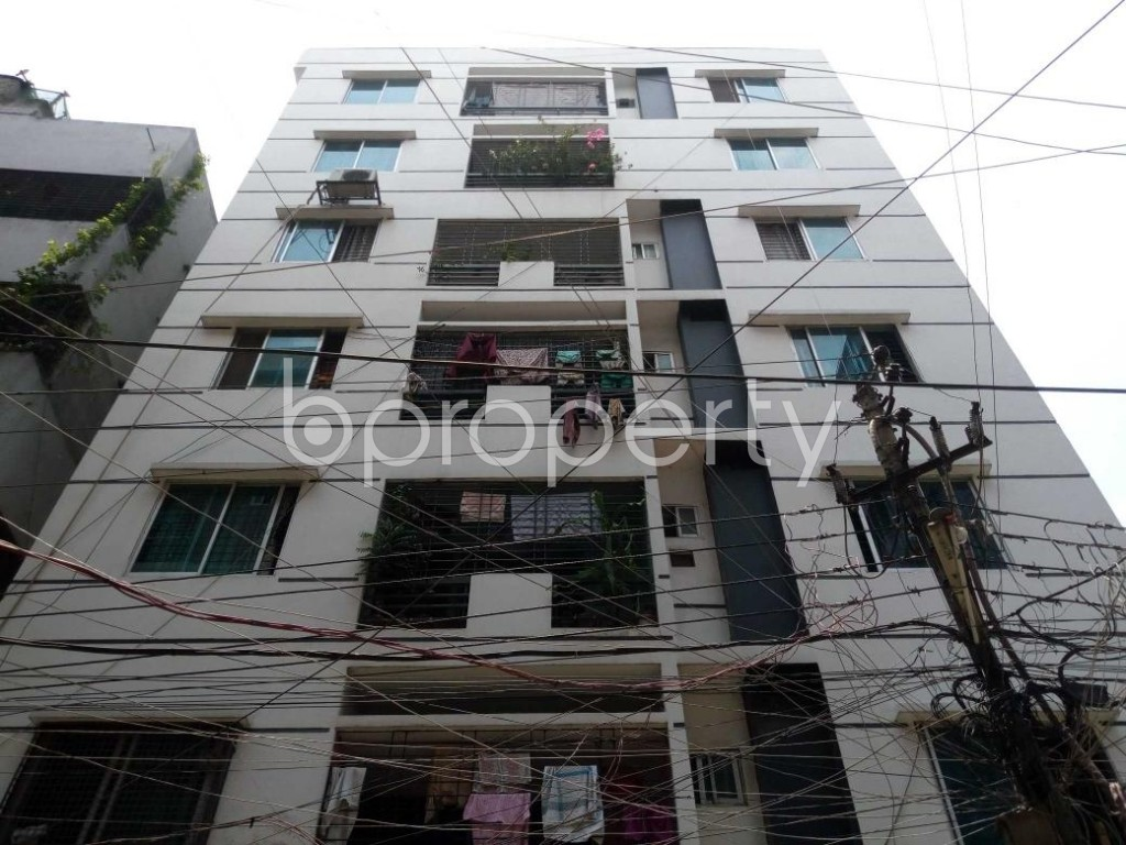 Front view - 2 Bed Apartment to Rent in Mohammadpur, Dhaka - 1889158