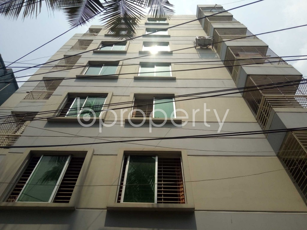 Front view - 3 Bed Apartment to Rent in Mirpur, Dhaka - 1889161