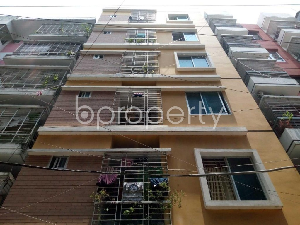 Front view - 2 Bed Apartment to Rent in Mohammadpur, Dhaka - 1889192