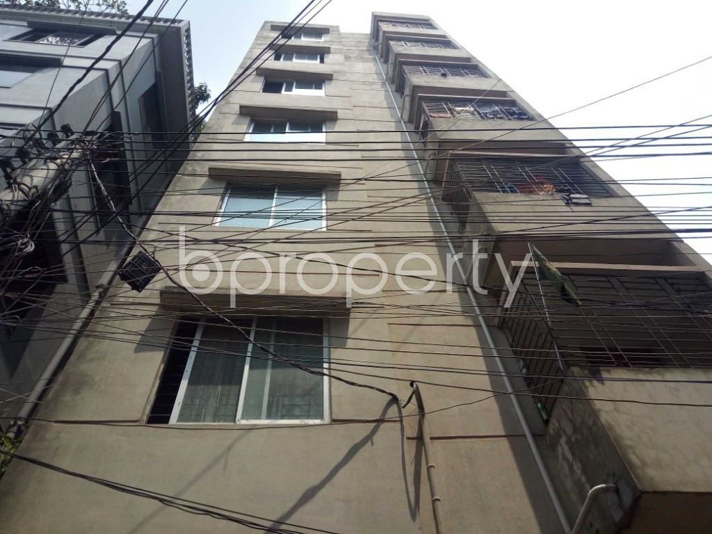 Front view - 2 Bed Apartment to Rent in Mirpur, Dhaka - 1889193