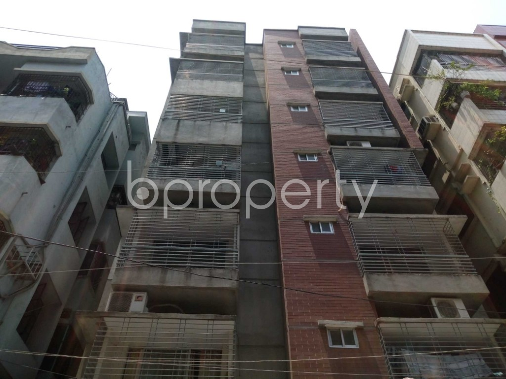 Front view - 3 Bed Apartment for Sale in Mohammadpur, Dhaka - 1887781