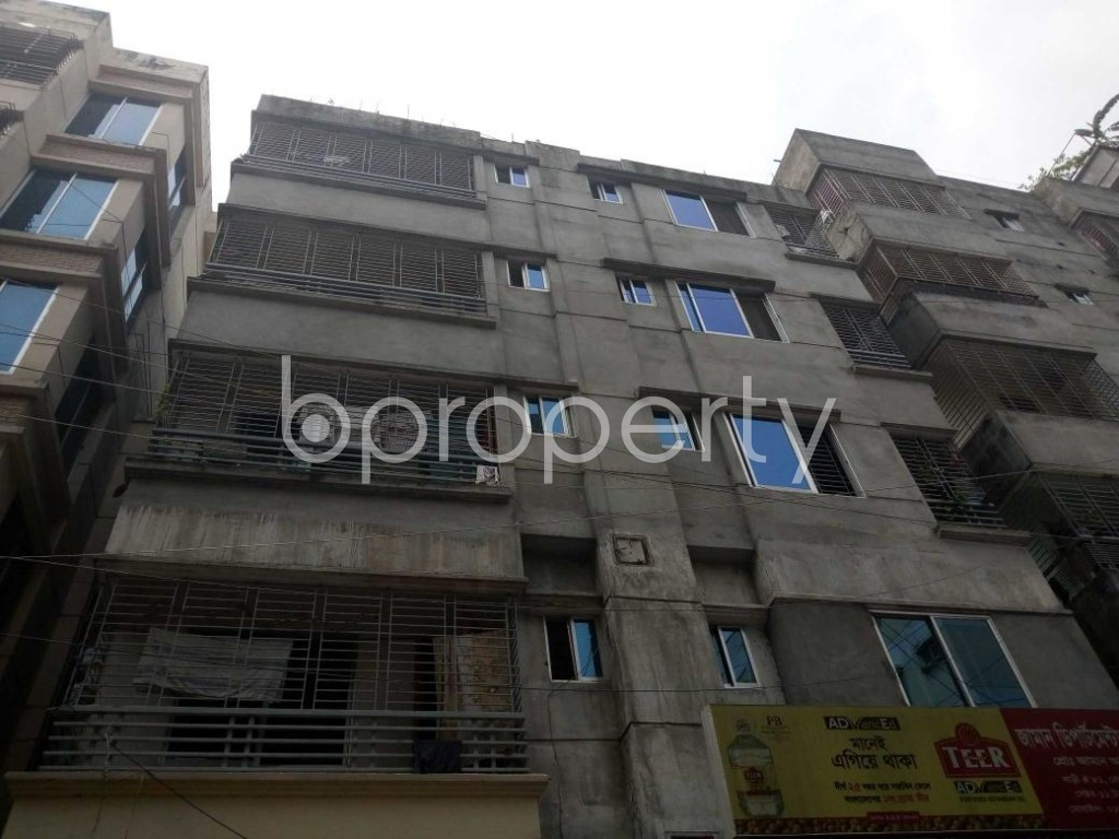 Front view - 2 Bed Apartment to Rent in Uttara, Dhaka - 1889195